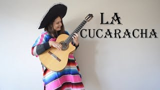 La cucaracha (guitar cover) - Mexican traditional music with TAB