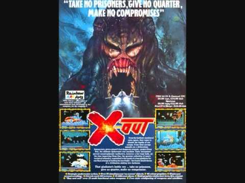 X OUT Main Theme Music Amiga PART 1