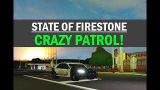 ROBLOX | Firestone SCSO Patrol #8 | CRAZY PATROL!