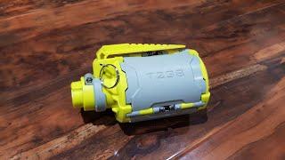 Gel/nerf grenade T238 V2 review.