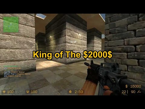 Best Of Counter Strike:Source - Map $2000$ By BLAKKWOLPH
