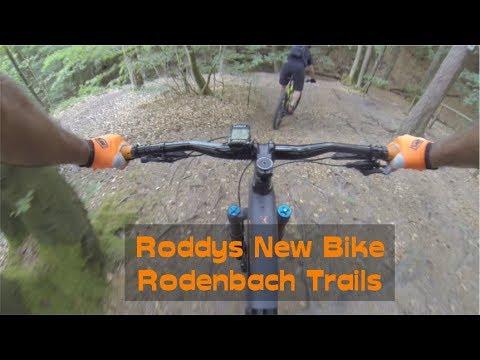 Download Lustige MTB Tour   Rodenbach Trails   Roddys New Bike   MTBTravelGirl