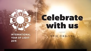 Celebrate The International Year of Light in 2015 with SPIE - Spanish Language version