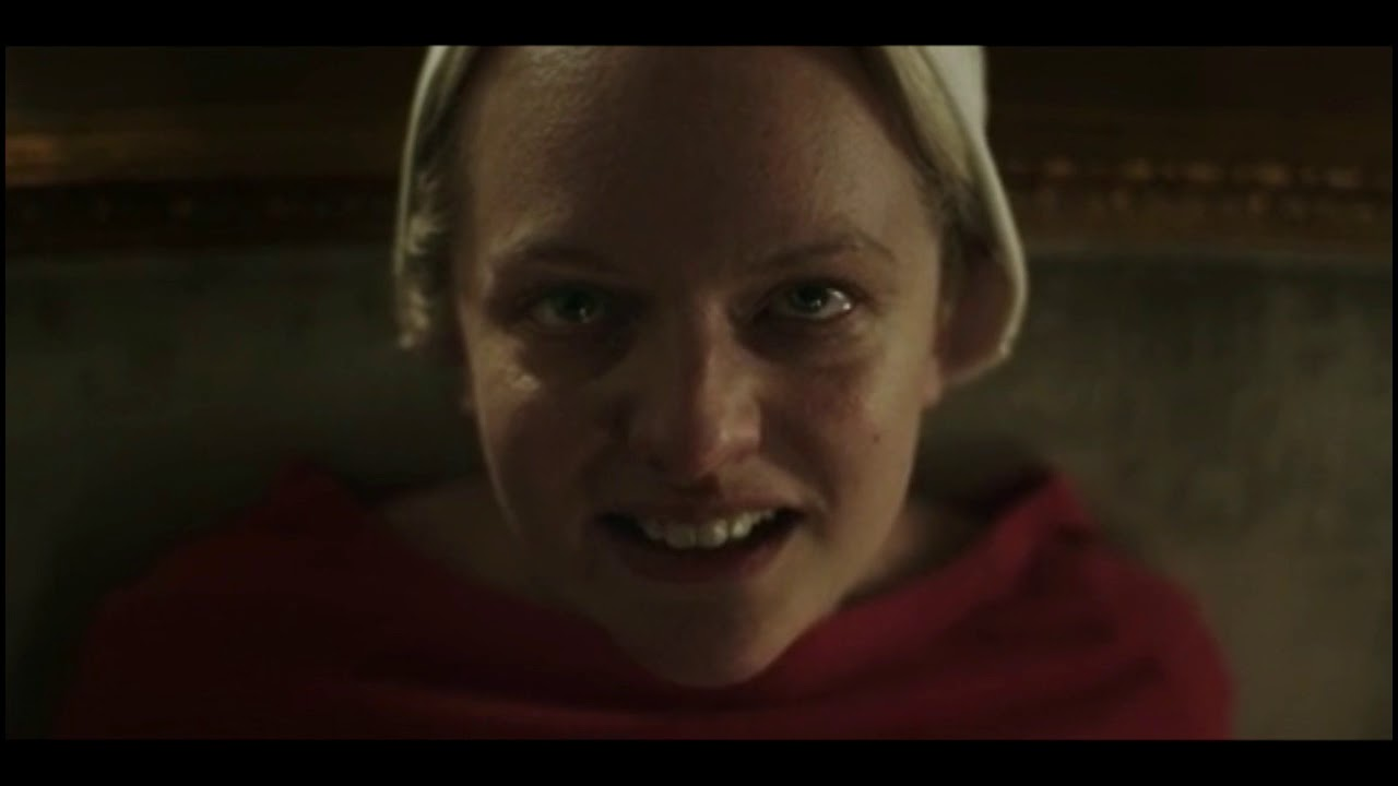 Download June Slaps Fred Waterford! RIP Fred! - The Handmaids Tale 2x13 'Your Girlfriend's A Bad-ass!'
