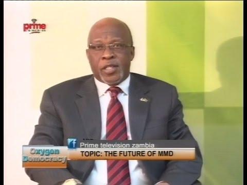 Nevers Mumba Interviewed on Prime TV 25 August 2014