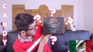 I Odered A Mexican Candy Mystery Box from Amazon!!! *emotional*