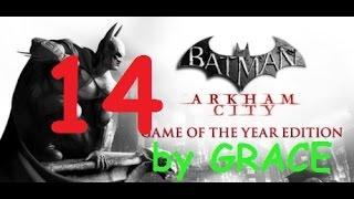BATMAN ARKHAM CITY gameplay ITA EP 14 LA RAPINA DI CATWOMAN by GRACE