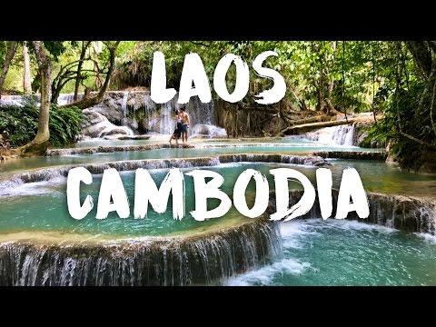 Laos & Cambodia Travel Video