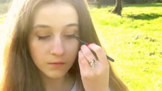 Winter Makeup   YouTube Thumbnail