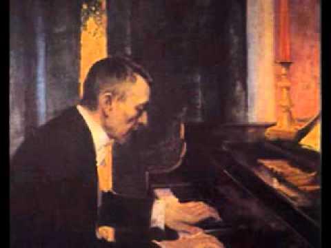 Tchaikovsky: Troika (Sergey Rachmaninov, piano)