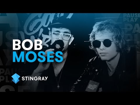 Bob Moses Interview | Stingray PausePlay