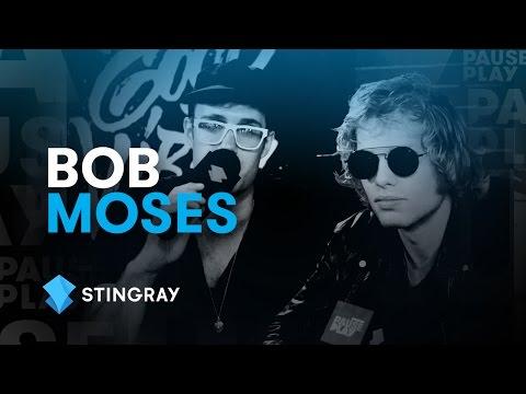 Bob Moses Interview | Stingray PausePlay