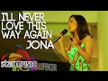 Jona I Ll Never Love This Way Again Pre Valentine Mall Show mp3