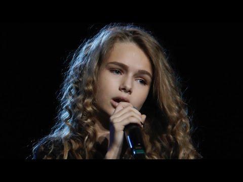 Ева Тимуш (14 лет). Girl on fire. Внеорбитные. 15.10.2016