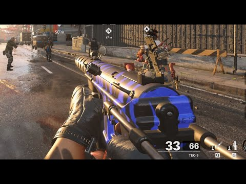 Call of Duty: Black Ops Cold War Multiplayer Gameplay (No Commentary rYu) |