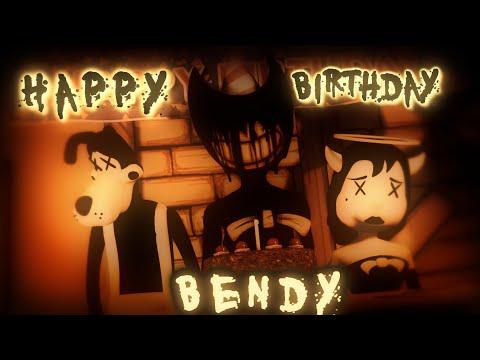 (SFM/BATIM) Happy Birthday Bendy Song By Kyle Allen Musi