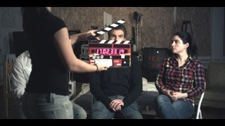 "BEHIND THE SCENE INTERVIEW - ""Twisted Seduction"" - The Movie."