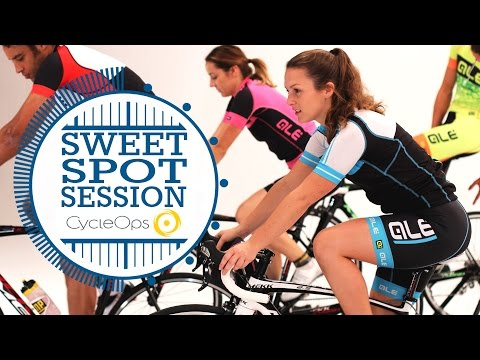 Sweet Spot Turbo Trainer Workout
