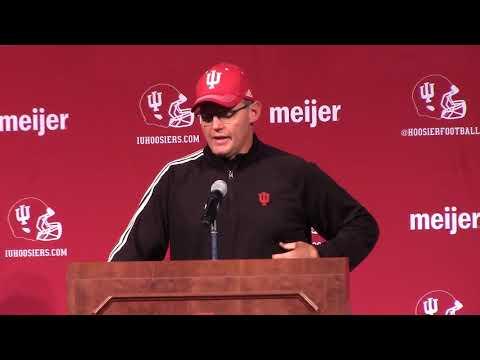 Coach TV: Tom Allen previews Michigan State