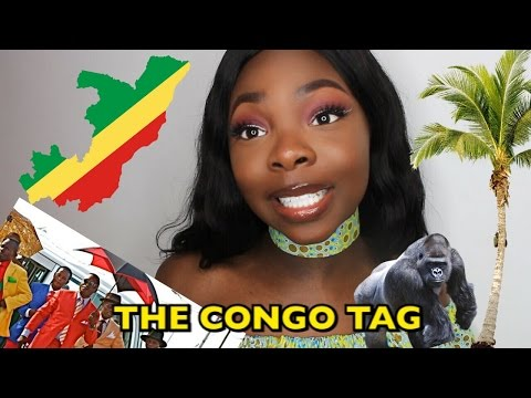 THE CONGO TAG (CONGO BRAZZAVILLE)