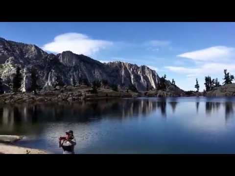 MT. WHITNEY HIKE JULY 16 2016