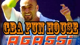 GBA Fun House - Agassi Tennis Generation