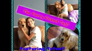 The Furry Friend Tag!! Featuring Teton! Thumbnail