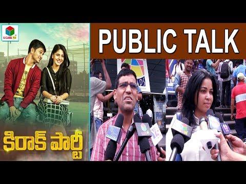 Kirrak Party Public Talk || Nikhil's Latest Telugu Movie Kirak Party (2018) Genuine Review & Rating