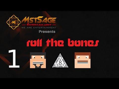 Roll The Bones: EVIL GENIUS