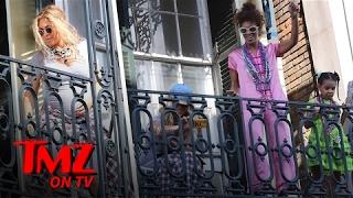 Beyoncé Bump Watch   TMZ TV