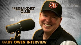 Gary Owen Interview With The Breakfast Club (9-8-16)