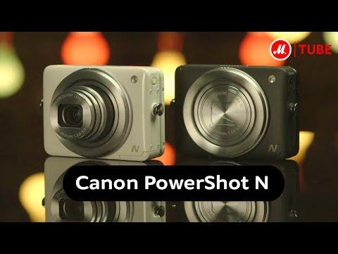 Фотоаппарат компактный Canon PowerShot N