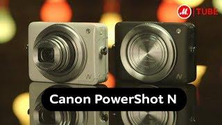 Фотоаппарат компактный Canon PowerShot N(Подробнее на http://www.mvideo.ru/products/fotoapparat-kompaktnyy-canon-powershot-nblack.html?reff=youtube_canon-powershot Canon PowerShot N ..., 2014-03-14T14:09:30.000Z)