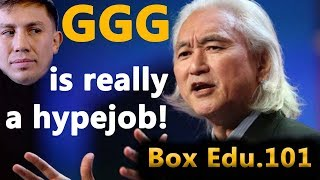 WHY GGG Fans Love Marketing Ploys - Fraud Thug-Life!