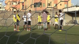 PALESTINE FOOTBALL TEAM FACING ISRAELI IMPOSED CHALLENGES November 12th, 2013