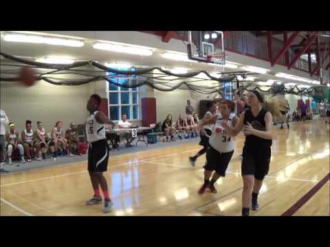 2016 07 06 PR1DE vs Ohio Lady Hoopsters