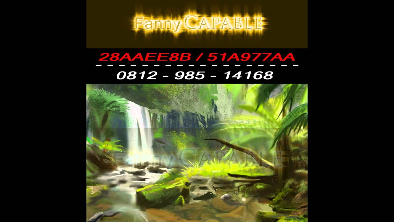 0812 985 – Fanny Capable Digital Logo Digital