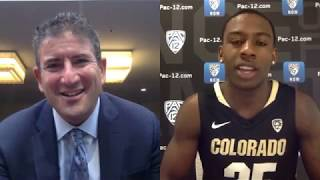 Colorado's McKinley Wright IV: Secret is out, sophomore leap is coming