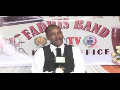 Barnaamijka Sanadka 2016 Nairobi iyo Fandhis Band.