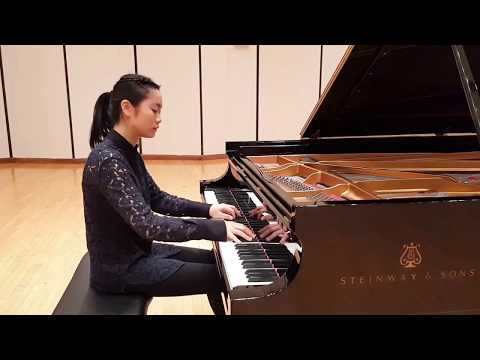 Tiffany Poon - Chopin Etude Op.10 No.4