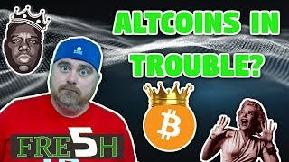 If This IS TRUE Then Altcoins are in TROUBLE | Craig Wright Scam | France Bullish