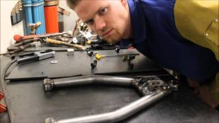 Lower Control Arm Jigging and Welding