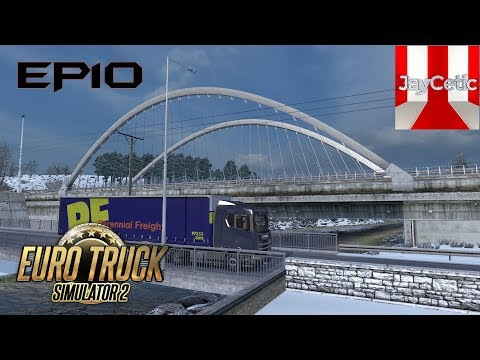 Euro Truck Simulator 2 - EP10 - Some more quick jobs