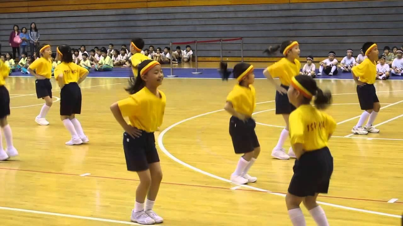 再興小學二年仁班贏得2013年健身操比賽第一名 - YouTube