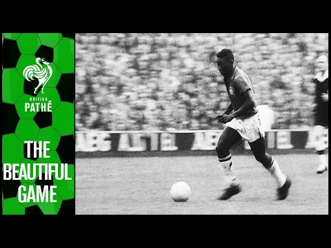 The Beautiful Game - Football Month on British Pathé