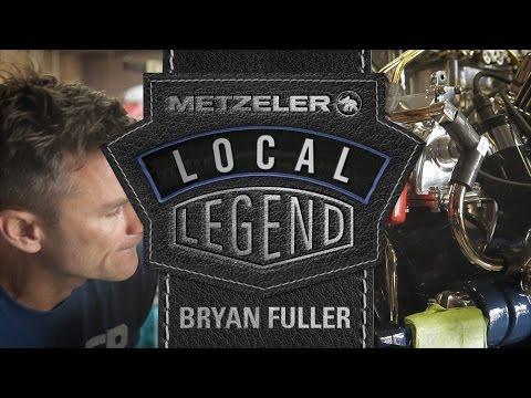 Metzeler Local Legend: Bryan Fuller