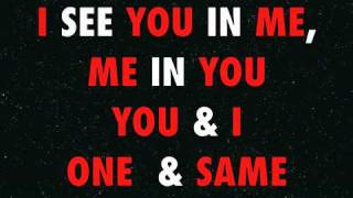 """""""I see you in me"""" A song for Global Peace & Unity"""
