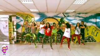 The power ZUMBA - Machel Montano - Pili Pulga & Daniela Veliz