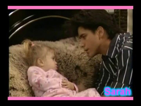 """Full House: Baby Michelle & Her Uncle Jesse """"Baby Love"""""""