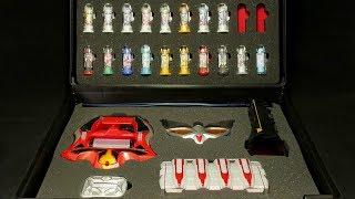 ウルトラマンジード DXジードライザー DXウルトラゼロアイ ウルトラカプセル 収納ケース Ultraman Geed Storage case